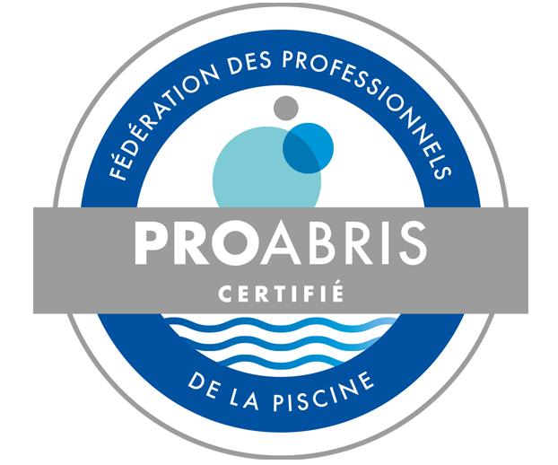 Logo du label proabris certifié