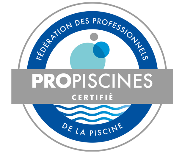 Logo du label propiscines certifié