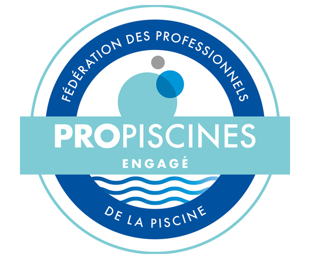 Logo du label propiscines engagé