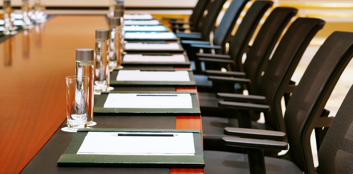 photo de la salle du conseil d'administration FPP
