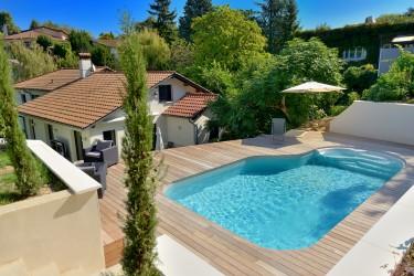 10èmes Trophées de la Piscine : catégorie piscine citadine inférieure à 30 m2 de forme libre