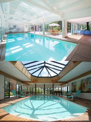8èmes Trophées de la Piscine : catégorie piscine intérieure