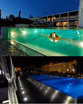 8èmes Trophées de la Piscine : catégorie piscine de nuit