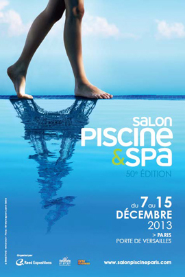 50e Edition du Salon Piscine & Spa