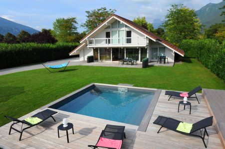Chronique 7 / La piscine : le meilleur des investissements bonheur