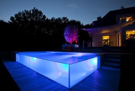 10èmes Trophées de la Piscine : catégorie piscine de nuit
