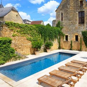 En images, voici les piscines lauréates de la catégorie piscine familiale de forme angulaire des Trophées de la Piscine et du Spa 2017