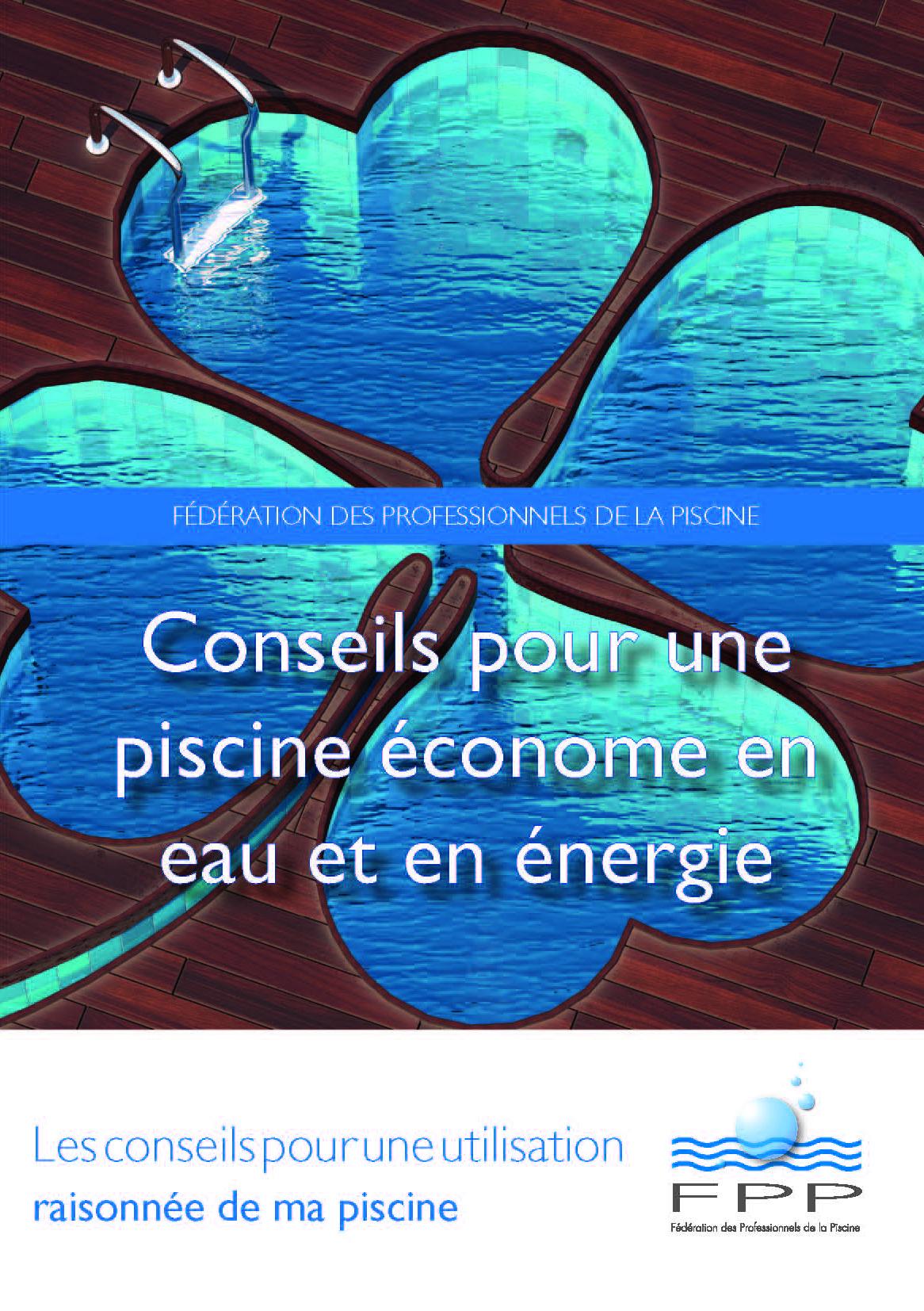 Piscines basse consommation: les professionnels engagés dans une révolution durable