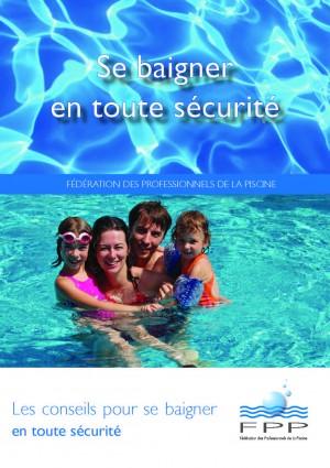 «Se baigner en toute sécurité»: tous les conseils des professionnels de la piscine réunis dans un nouveau livret