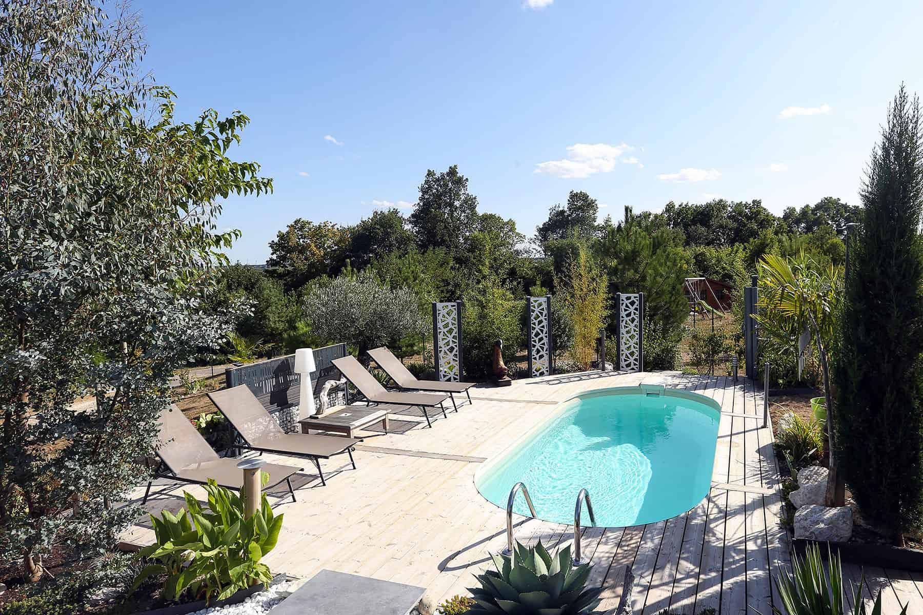 Les piscines françaises ont le vent en poupe !