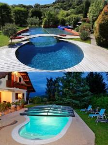 Résultats des votes du Public du Salon Piscine & Bien-être pour leur piscine et abri préférés !