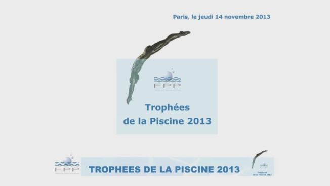 La Remise des Trophées de la Piscine en vidéo