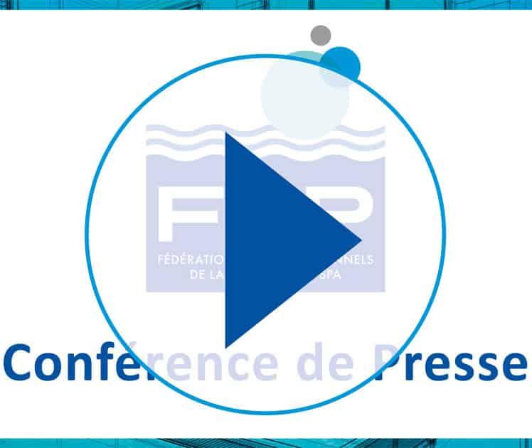 Jeudi 4 avril à 9h, suivez en direct la Conférence de Presse des Professionnels de la Piscine