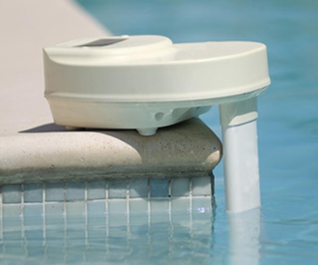 visuel d'une alarme de piscine