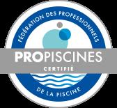 Logo propiscines certifié