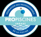 Logo propiscines engagé