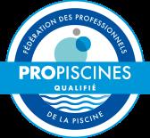 Logo propiscines qualifié