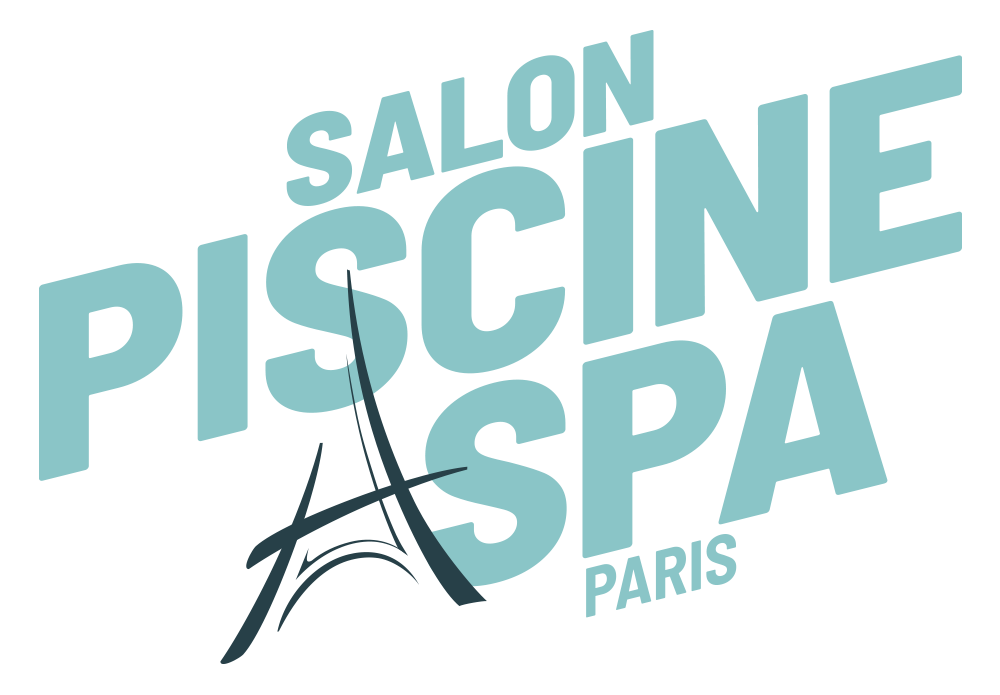 logo du salon piscine et spa de paris